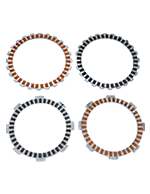 Paper based friction plate material
